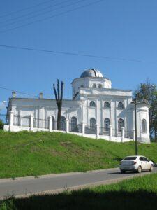 Планетарий в Костроме