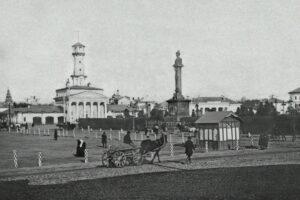 Сусанинская (Екатеринославская) площадь Костромы