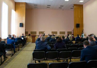 Заседание Думы города Костромы на улице Депутатской дом 47