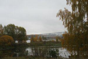 Заволжье На правом берегу Волги в Костроме