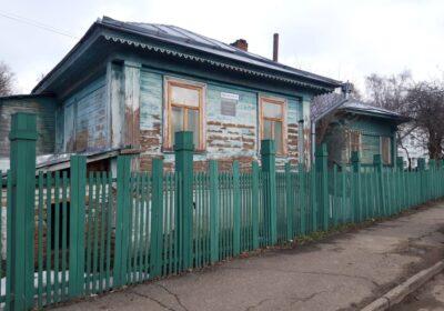Дом Корзинкина в Костроме