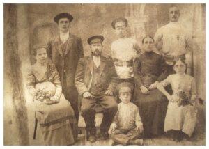 Семья Михаила Ефремовича Романова