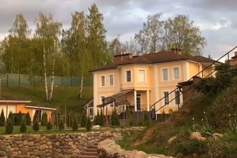 дворец зайцева
