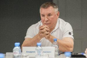 Андрей Николаевич Яцун бывший кандидат в президенты