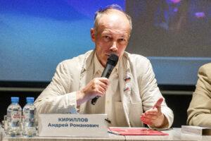 Кириллов Андрей Романович бывший кандидат в президенты