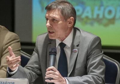Михайлов Владимир Викторович