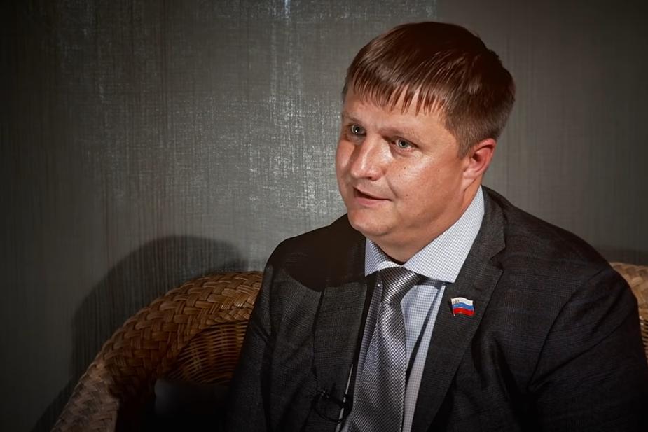 Евгений Щепалов у Андрея Караулова