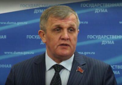 Депутат Госдумы Николай Коломейцев КПРФ